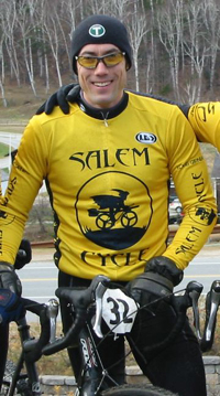 Salem Cycle Mens Long Sleeve Jersey